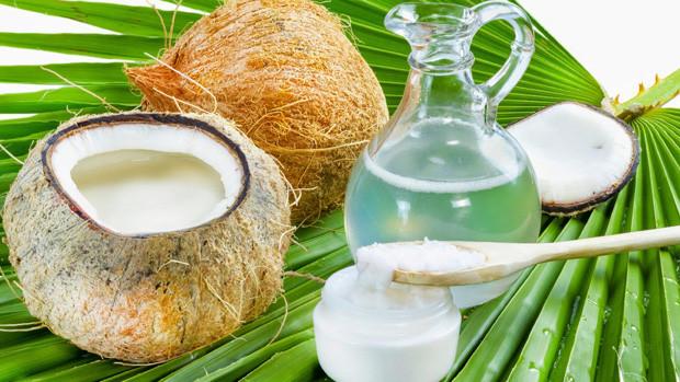qualità con olio di cocco